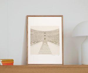 Desplans: de eerste online galerie voor architecturale kunstwerken