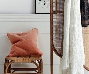 5 deco essentials voor een boho badkamer