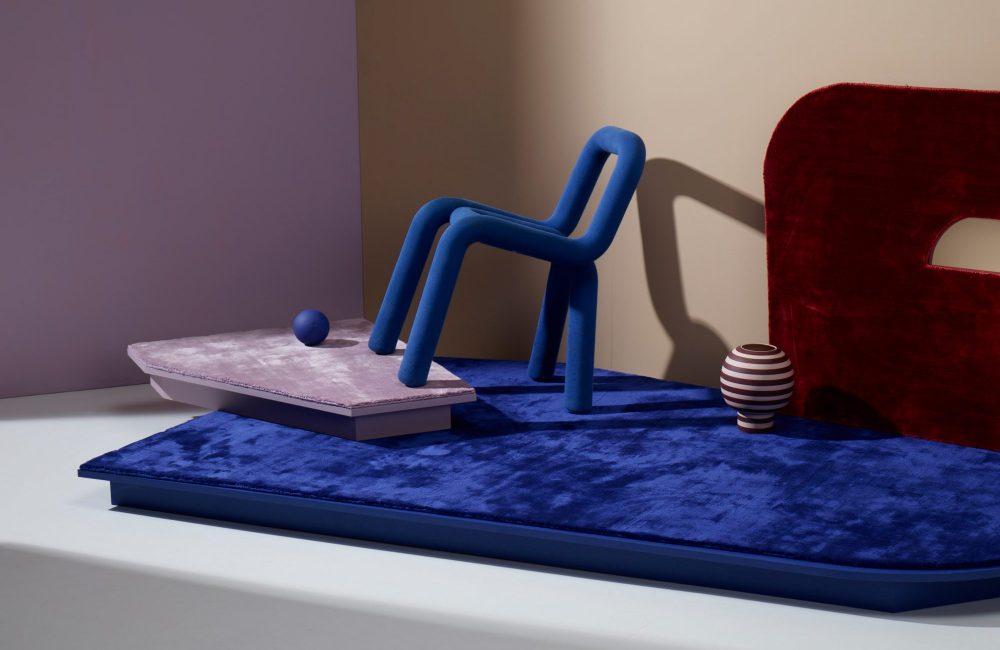 Belgisch tapijtenlabel Bomat opent showroom in Gent