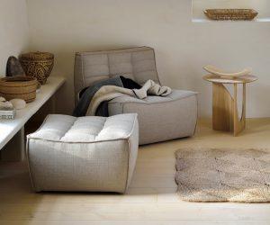Win een 'N701' fauteuil van Ethnicraft ter waarde van 769 euro