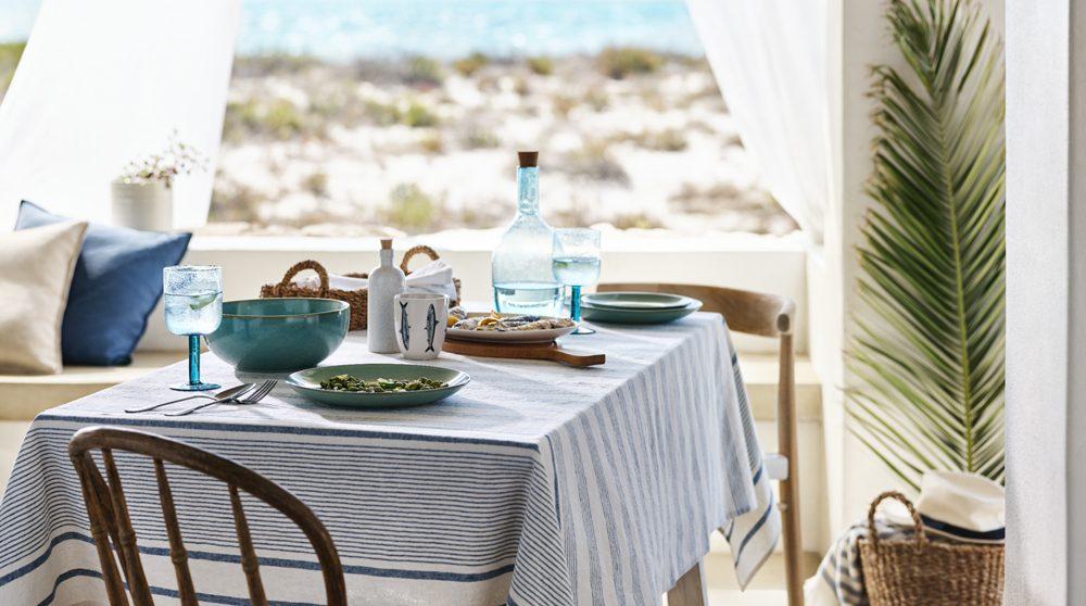 3 x zomerse tafels die naar vakantie ruiken
