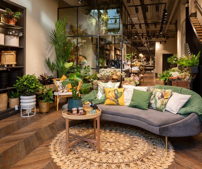 H&M Home opent een concept store in Brussel