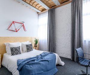 À La Grande Cloche, het ideale hotel voor een korte tussenstop in Brussel
