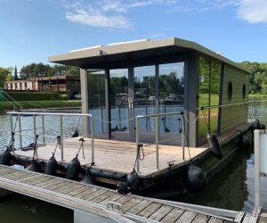 Win een 3-daags verblijf op een woonboot voor 6 personen ter waarde van 700 euro