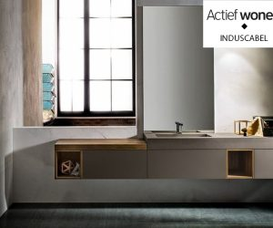 Terug naar de basics: Induscabel stelt 6 badkamertrends voor