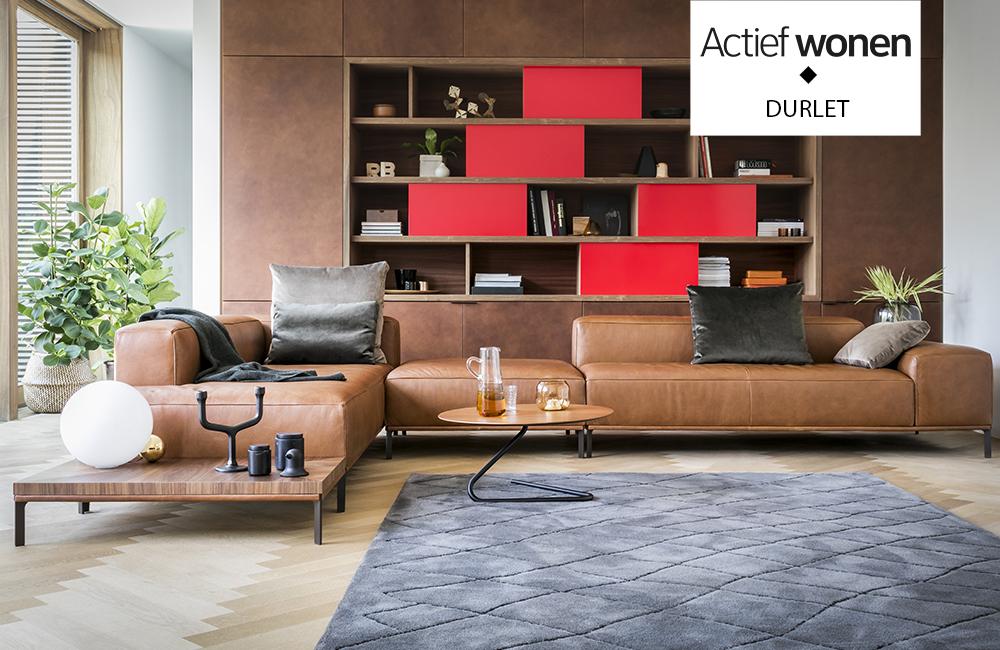 Duurzaam en design zitcomfort: ontdek Durlet's vakmanschap