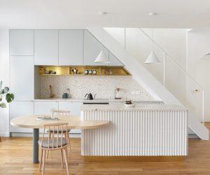 Voor & Na: een Scandi-mediterrane flat in hartje Parijs