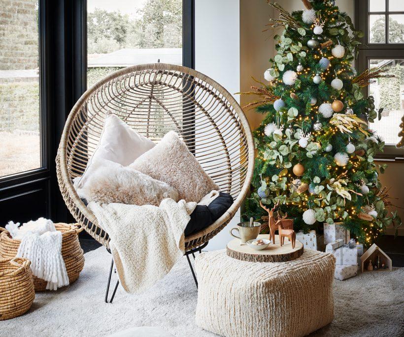 Cocoonen tijdens kerst met CASA