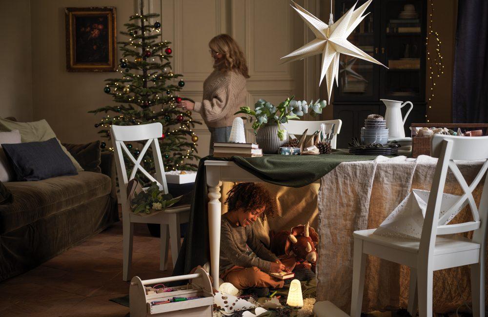 Zien: de nieuwe kerstcollectie van IKEA voor 2020