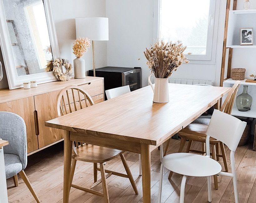 Op huisbezoek bij Caroline: een Scandinavisch appartement in centrum Parijs