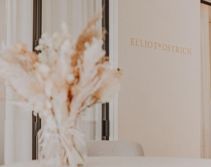 Elliot & Ostrich opent allereerste cocoon boutique 'THE NEST'