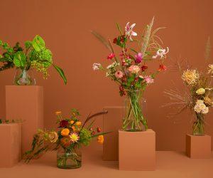 Zet je bloemen in de kijker met de floral trends van 2021