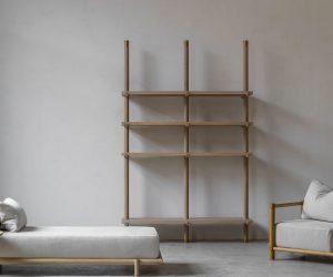Nathalie Deboel brengt een eerste collectie meubelen uit