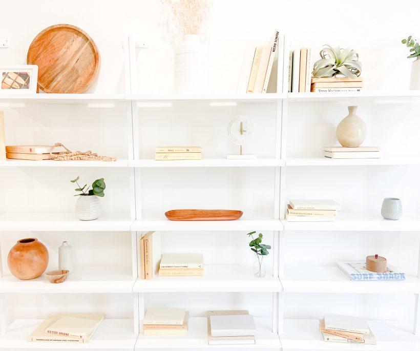 Tip: een hippe make-over voor je boekenkast