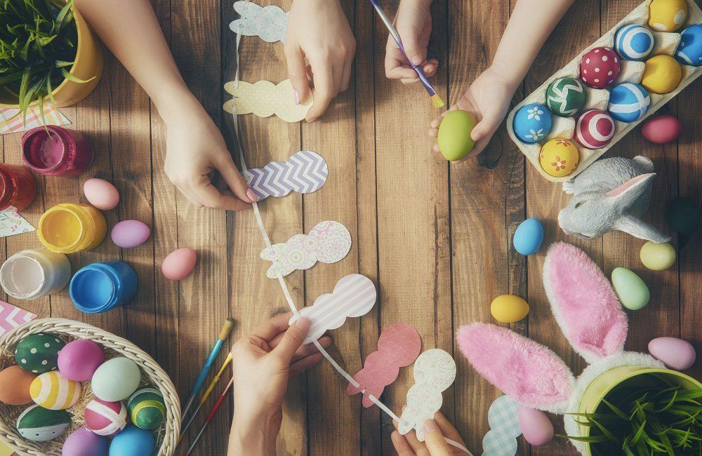 Pasen: decoratie-ideeën speciaal voor de kinderen