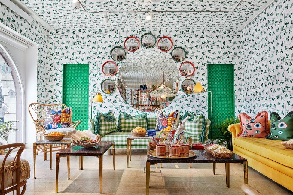 Zien: de collab tussen designer JP Demeyer en de Zweedse interieurwinkel Svenskt Tenn