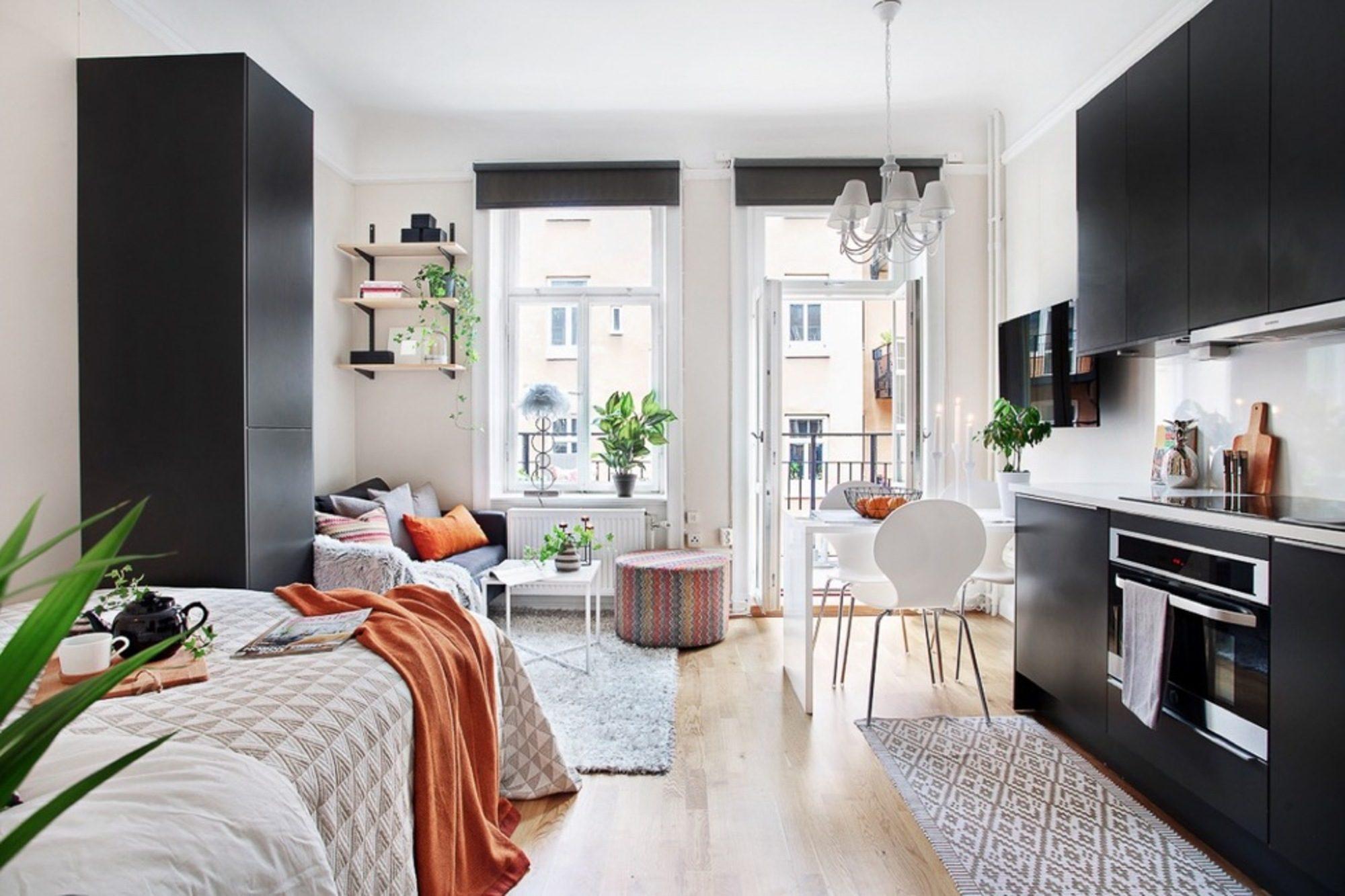 Tip: zo richt je een klein appartement in