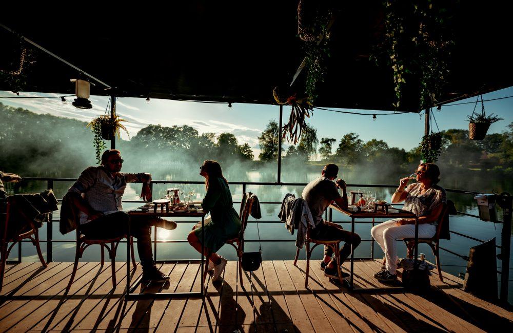 Het culinaire belevenisconcept Dinner On The Lake keert terug