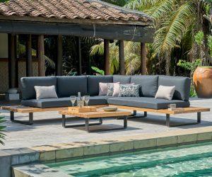 Win een luxueuze outdoor loungeset twv 1199 euro van Teakpoint.be