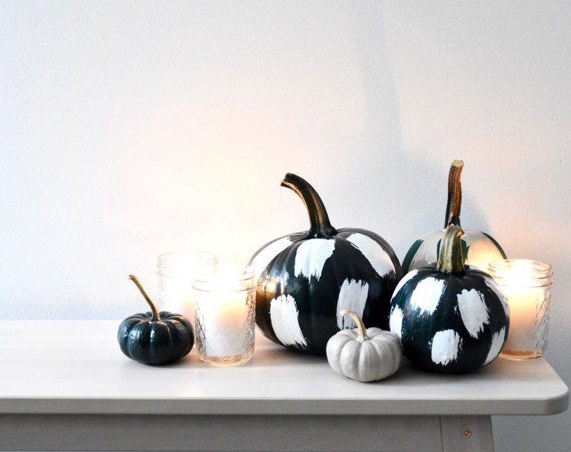DIY: pimp je pompoenen voor Halloween!