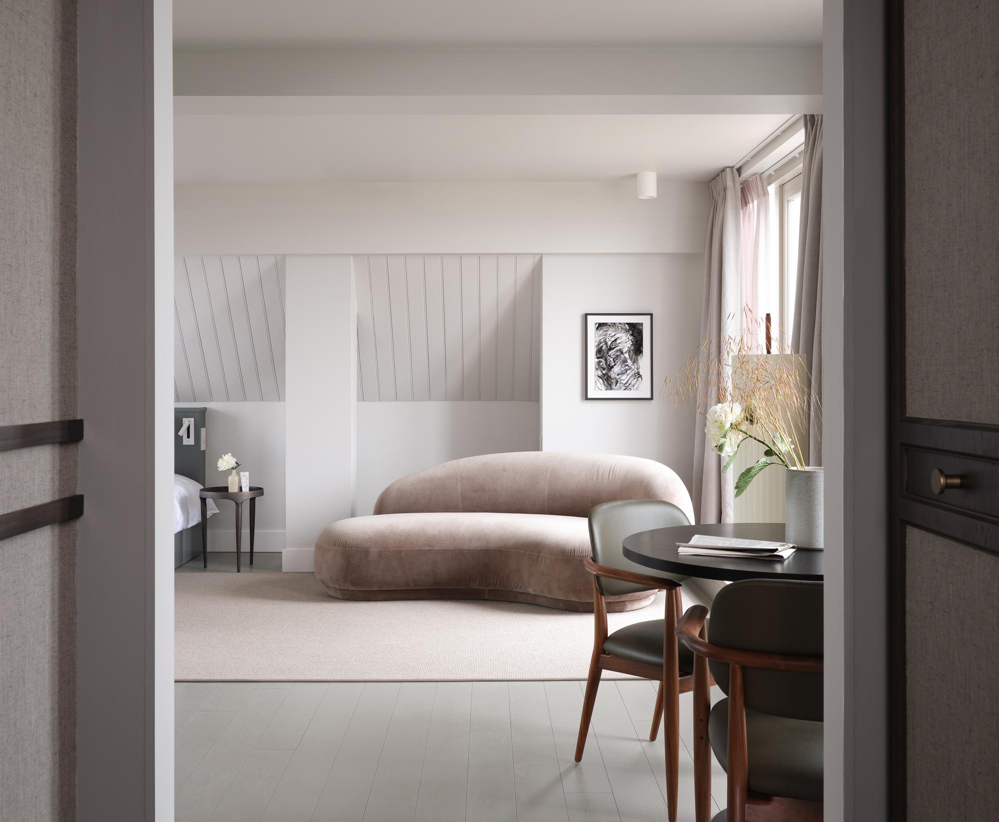 Benedict: een bijzonder boutique apartmenthotel tussen de Nederlandse duinen